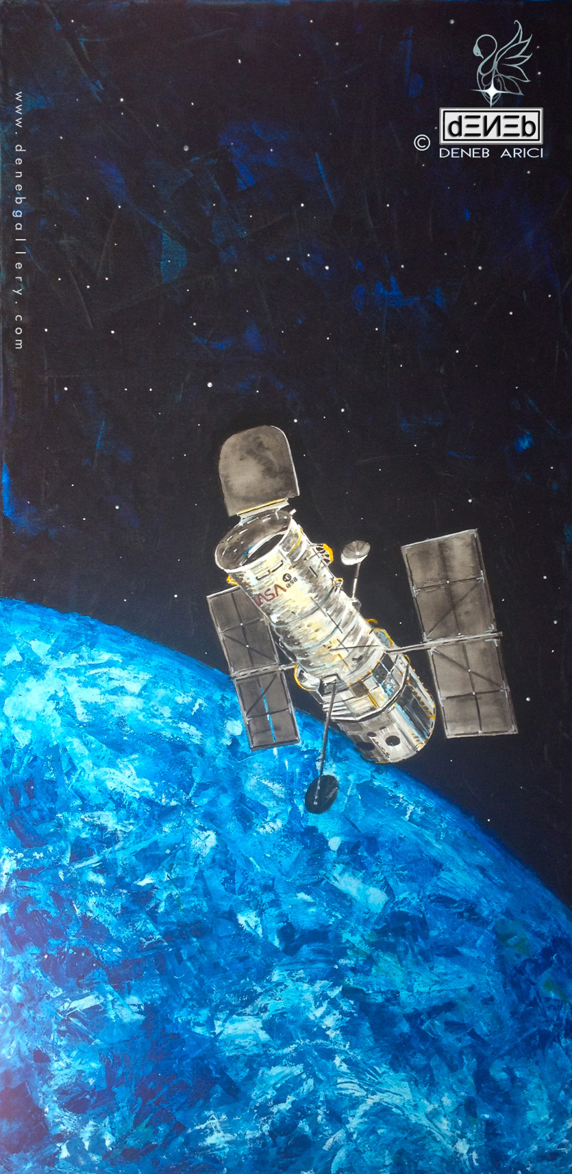 Everyday I'm Hubblin' - Hubble Space Telescope