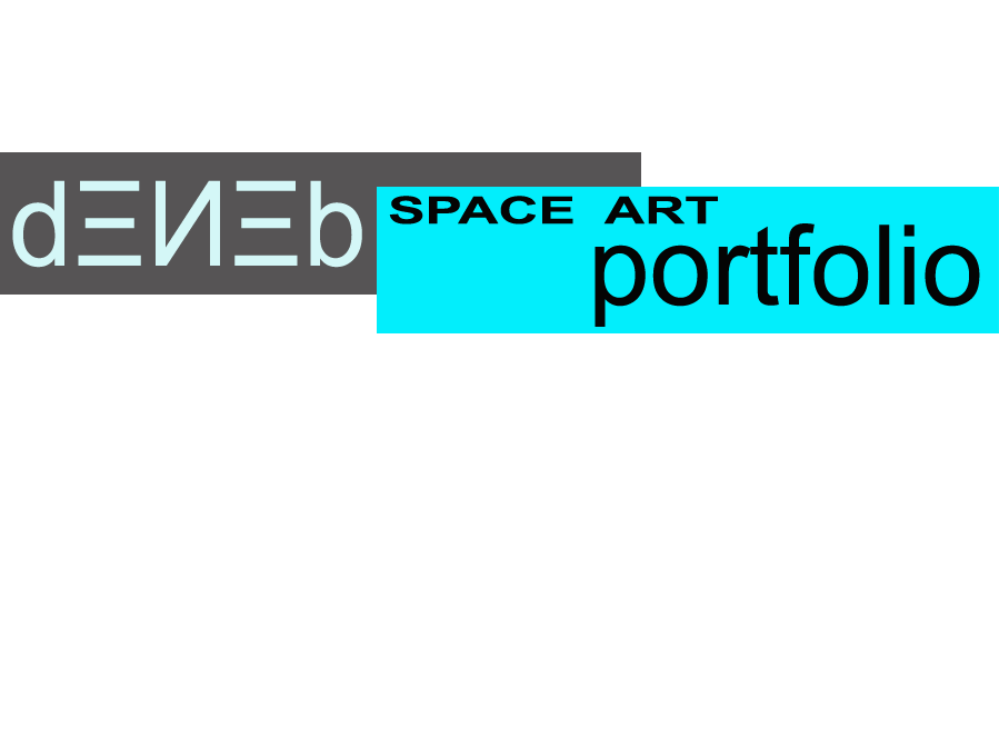 SHORT BIO / SPACE ART PORTFOLIO