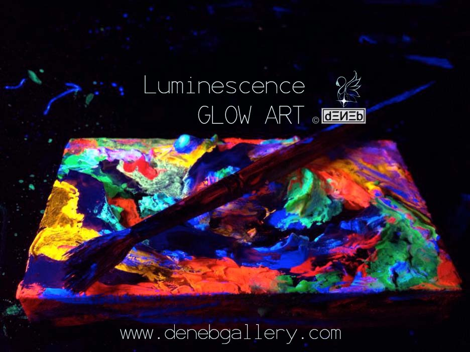 LUMINESCENZA - la GLOW ART by DENEB Arici