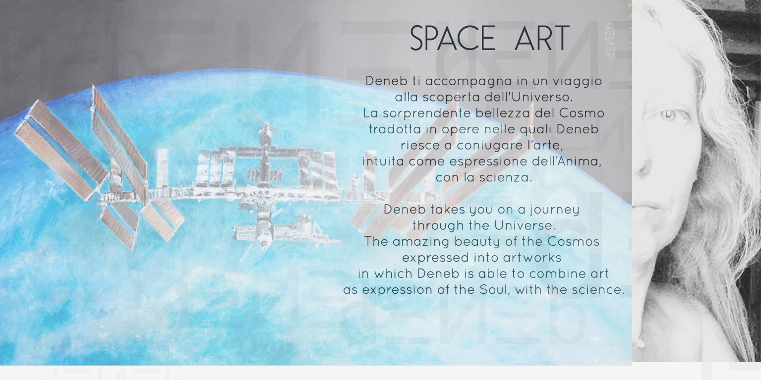 Deneb ti accompagna in un viaggio alla scoperta dell'universo ..... SPACE / ASTRONOMICAL ART di DENEB Arici