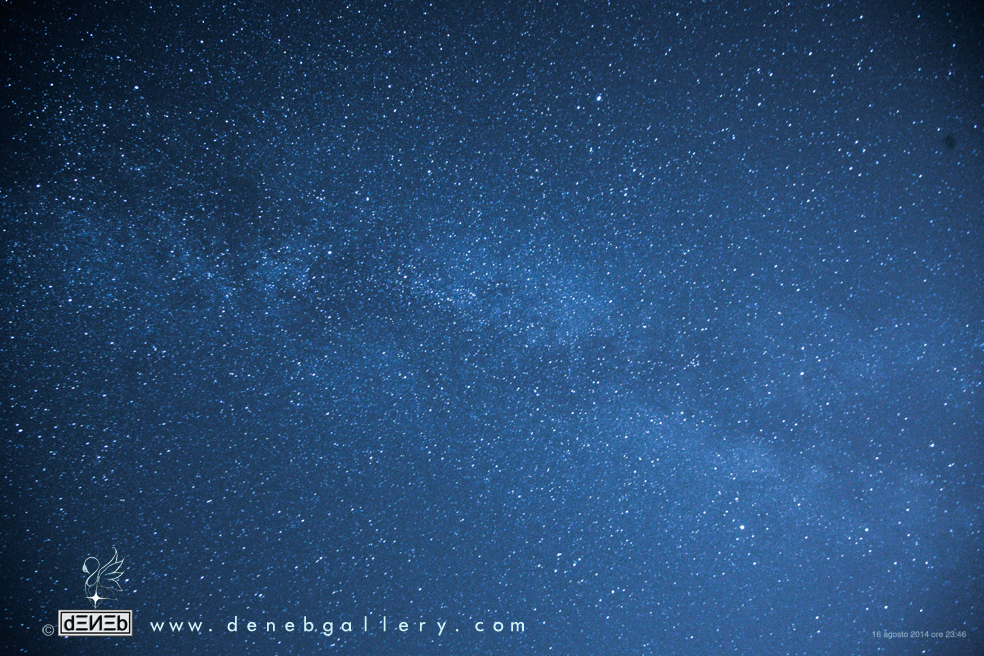 MILKY WAY & SUMMER TRIANGLE